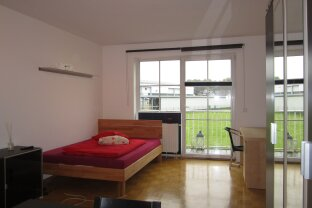 33 m² mit schönem Balkon zum Glücklichsein...