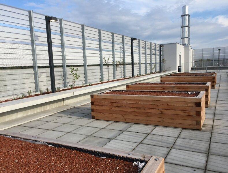 ERSTBEZUG & UNBEFRISTET: Familientraum mit Gemeinschafts-POOLl! Schöne 4-Zimmer-Maisonette mit Innenhof-Terrasse im 2./3. Stock - PROVISIONSFREI! /  / 1230Wien / Bild 8