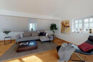 Luxuriöse Dachgeschosswohnung im Zentrum von Gmunden zu kaufen (3D Tour)