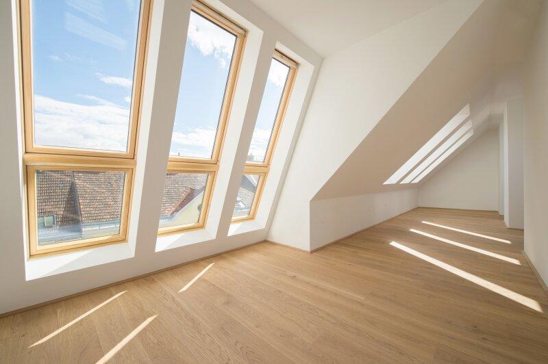 ++NEU** Wunderschöne DG-Maisonette, Dachterrasse: Kahlenberg/Cobenzl-BLICK! VIDEOBESICHTIGUNG