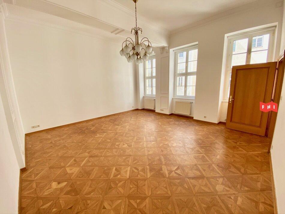 3-Zimmer Altbauwohnung - unbefristet!