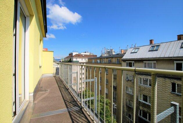 WIENBLICK - 4 Zimmer - 2 Terrassen - U-Bahn - Alois-Drasche-Park