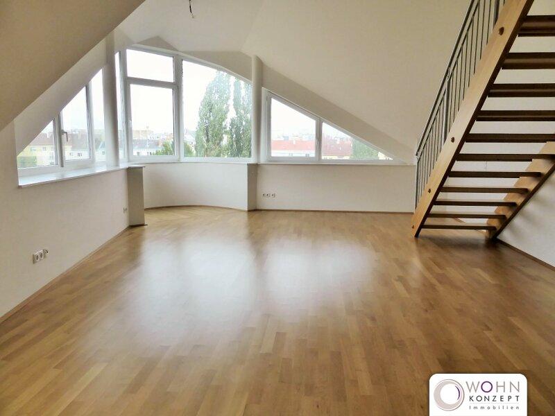 Wunderschöne 135m² DG-Maisonette + 38m² Terrasse in Zentrumsnähe - 1030 Wien