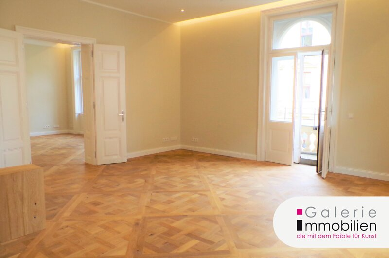 Luxuriöse Altbauwohnung in repräsentativem Jugendstilhaus Objekt_30067