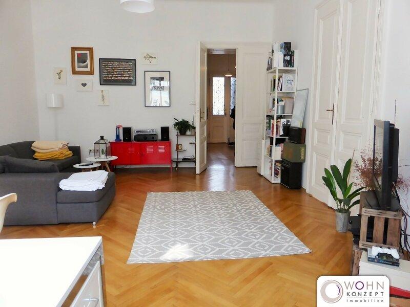 Wunderschöner 90m² Stilaltbau mit Einbauküche und Lift - 1070 Wien /  / 1070Wien / Bild 2