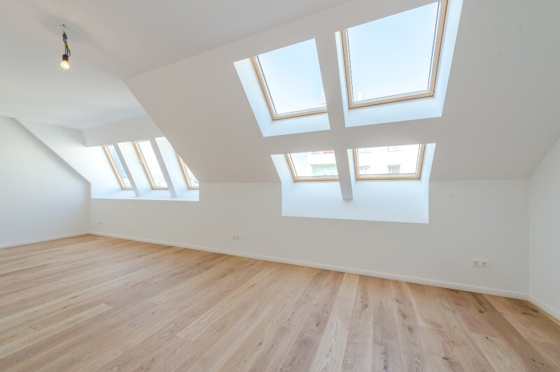 ++NEU++ hochwertiger 2-Zimmer DG-Erstbezug mit großer Dachterrasse!! Weitblick ++VIDEOBESICHTIGUNG++