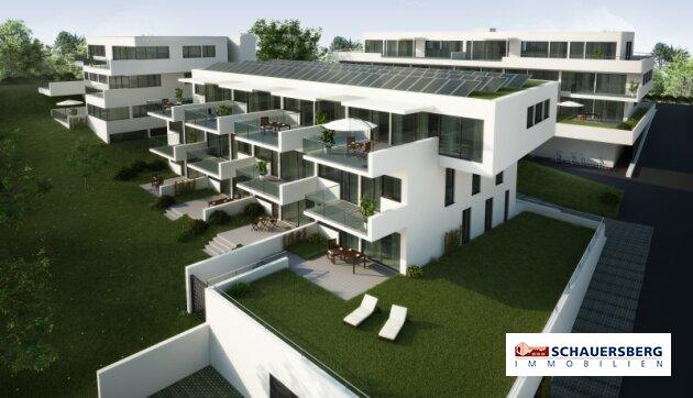 Schöner Wohnen am Ruckerlberg Wohnanlage Obere Teichstraße 29b Haus 1