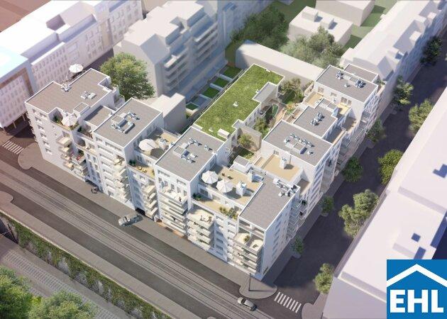 PROVISIONSFREI: Das neue Anlageprojekt in Wien Ottakring