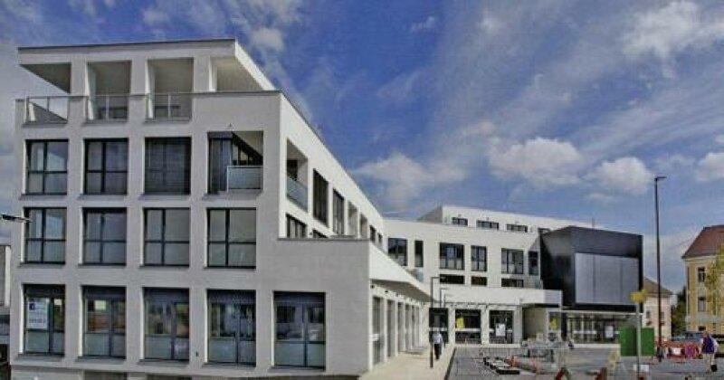 Wohnhausanlage im Zentrum von St. Martin im Mühlkreis