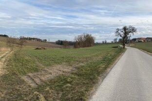2,1ha Landwirtschaftsgrundstück in Gunskrichen - Fernreith!