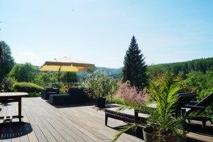 ERFOLGREICH VERMITTELT! Große Villa mit 7000m² Parklandschaft, Indoorpool, Gablitzer Ruhelage!