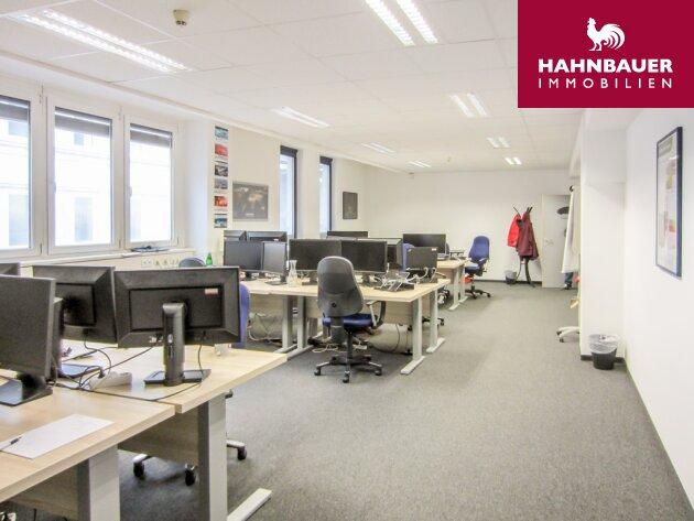 Modernes Büro - 320 m2 in 1150 Wien