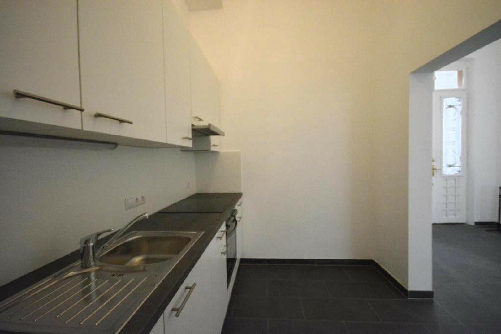 Vorraum & Küche
