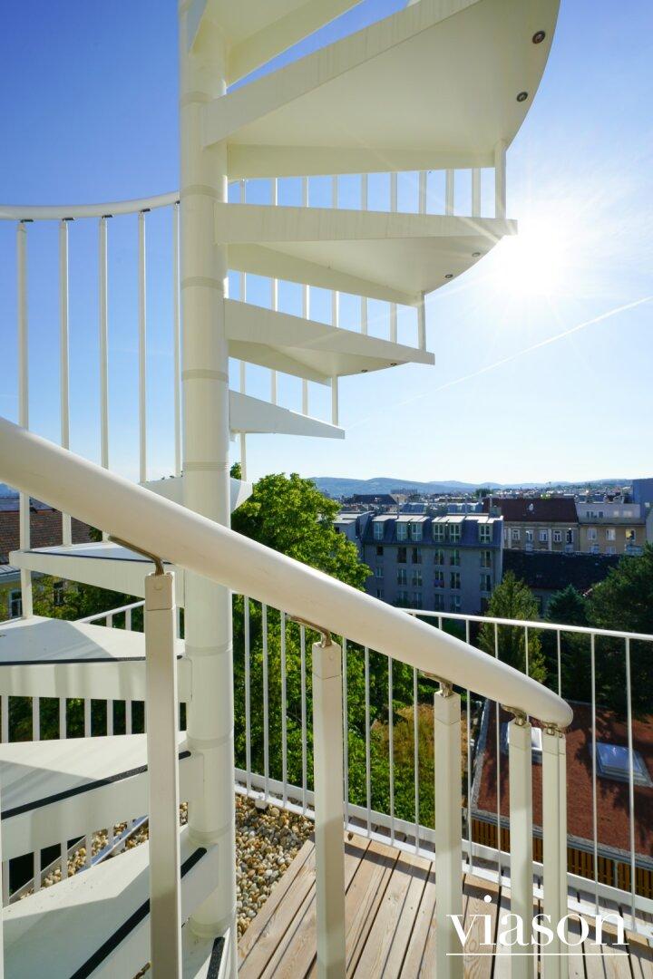 Balkon 5. Stock