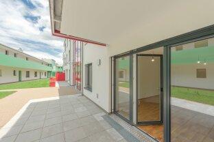 ERSTBEZUG! Moderne 3-Zimmer Terrassenwohnung in Hirschstetten - ab sofort verfügbar