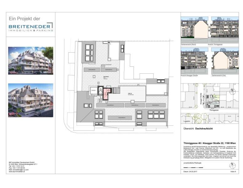 Thimiggasse 40 - Moderne Apartments in ruhiger Grünlage in Wien Gersthof /  / 1180Wien / Bild 9