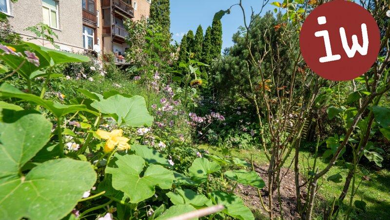 Zentrum: Charmanter Altbau 3 Zimmer Eigentumswohnung mit Loggia und Garten Objekt_638 Bild_13