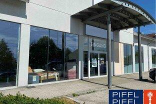 Geschäftsfläche im Fachmarktzentrum Ansfelden