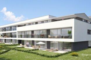Bad Ischl: Neubau 2-Zimmer Wohnung mit Garten und Terrasse