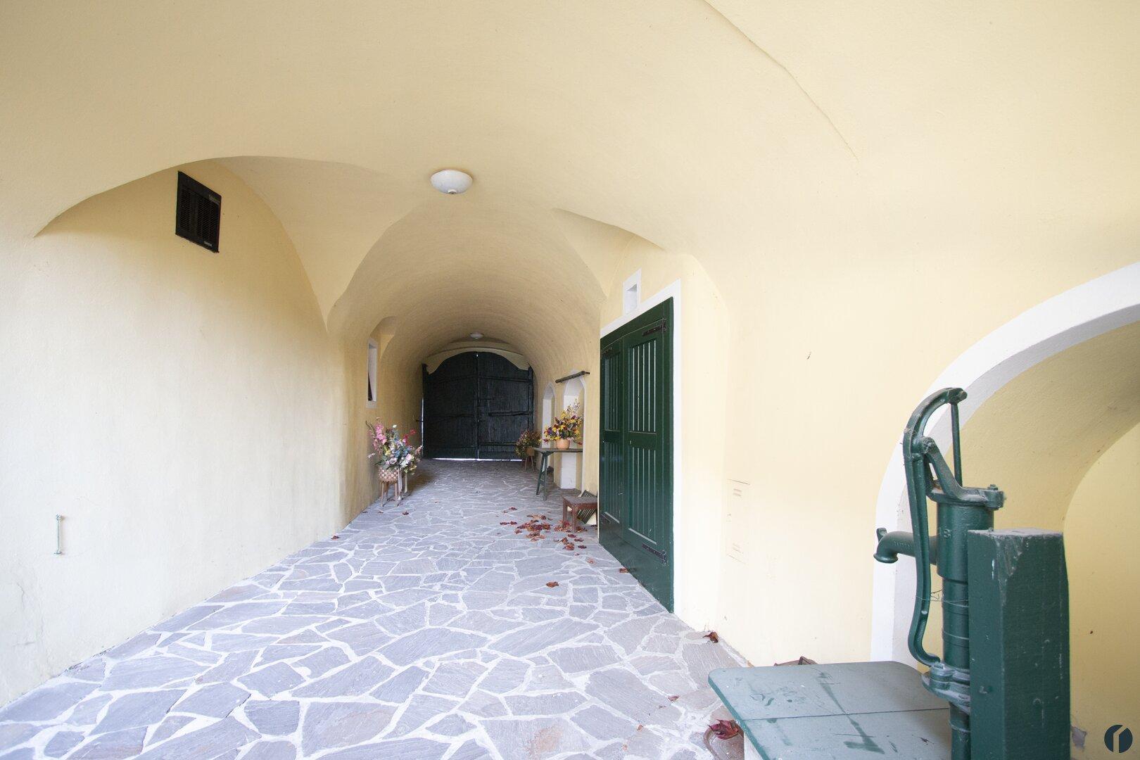 Tor zum Hauptplatz