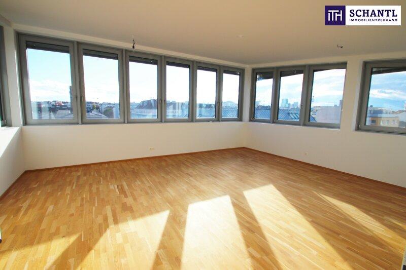 PERFEKT! Ihre neue provisionsfreie Dachgeschoss-Wohnung mit Südterrassen + cooler Raumaufteilung + Tiefgarage! /  / 1100Wien / Bild 1