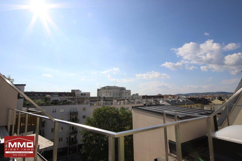 Extravagante Dachgeschoß-Maisonette mit Terrasse! /  / 1050Wien / Bild 1