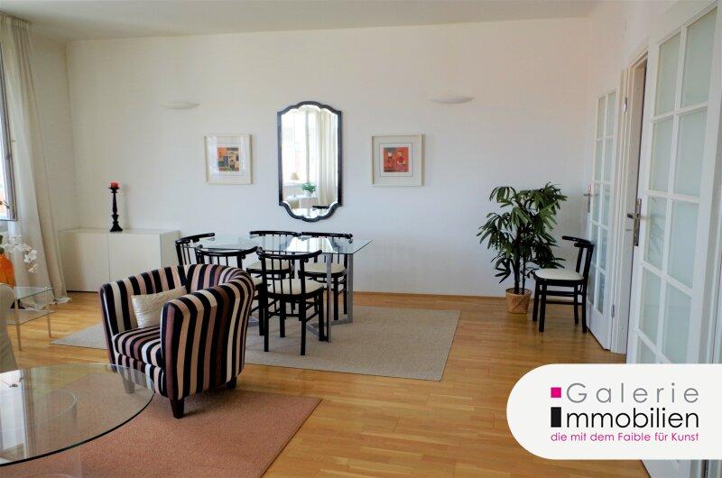 Elegant möblierte 2-Zimmer-Wohnung im 6. Liftstock mit Weitblick - barrierefrei Objekt_31856 Bild_567