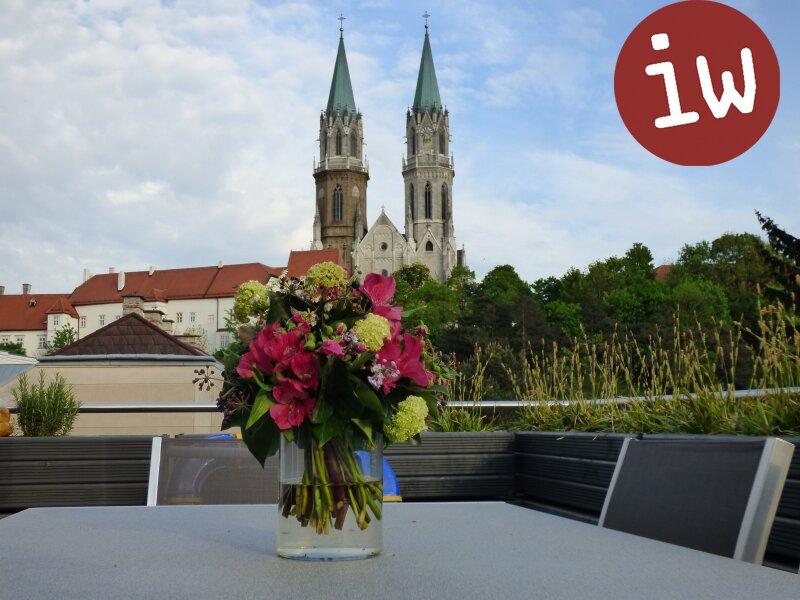 Zentrumslage-Stiftsblick, große Dachterrasse Objekt_661