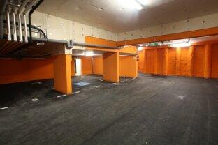 Zentrale Garagenplätze in der Matznergasse 3
