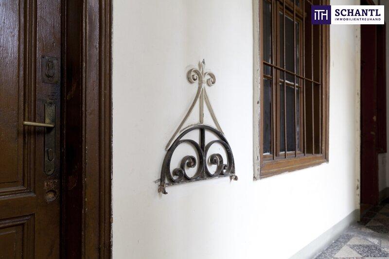 Perfekte 2-Zimmer Wohnung mit Loggia! Großer grüner Innenhof + Rundum saniertes Haus + Perfekte Infrastruktur! /  / 1150Wien / Bild 10