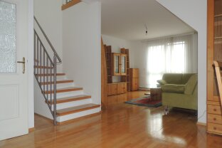 befristet vermietete Wohnung in herrlicher Ruhelage Nähe Liesingbach inkl. Garage