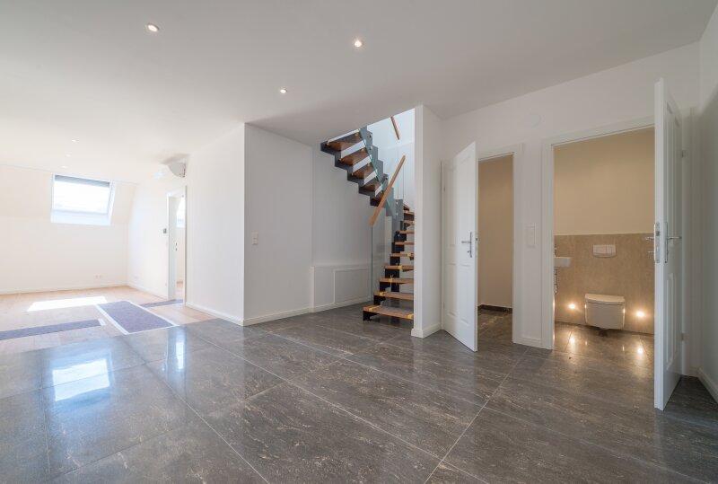 ++NEU++ Hochwertiger Familienerstbezug: Dachgeschoss mit Terrasse, Ruhelage! 4-Zimmer, VIDEOBESICHTIGUNG! /  / 1020Wien / Bild 1