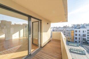 Großzügig - hell - ruhig: hochwertige Erstbezugswohnung mit Balkon im Leopold!