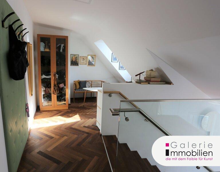 Außergewöhnliche DG-Wohnung mit Terrasse auf Wohnebene - Garagenplatz Objekt_34973 Bild_66