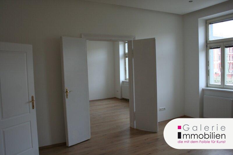 Erstbezug nach Renovierung: 2-Zimmer-Altbauwohnung, unbefristet Objekt_27606