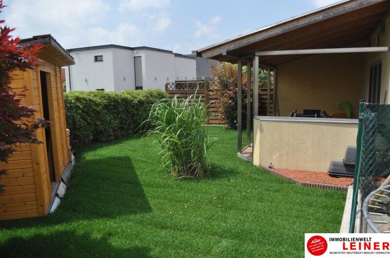 TOP gepflegte Doppelhaushälfte mit neu angelegtem Garten – Nähe Korneuburger Stadtgrenze Objekt_8891 Bild_784