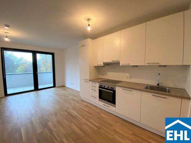 ERSTBEZUG - Top 2 Zimmer Wohnung am Erholungsgebiet Wienerberg – AMELIE