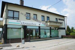 + erfolgreich vermittelt + Wohn- und Geschäftshaus mit viel Potential im Zentrum von Pregarten