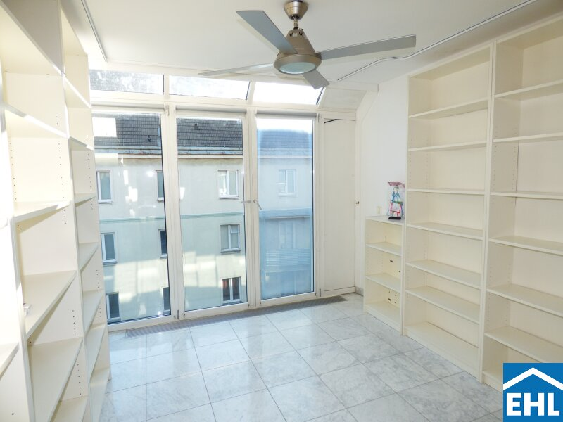 Sehr helle 3 Zimmer Wohnung mit Balkon in direkter Nähe zum Modenapark I Embassy Park: Light-flooded 3-room-apartment with balcony and immediate vicinity of the Modenapark /  / 1030Wien / Bild 6