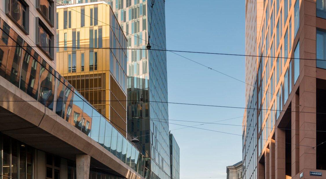 Büros zum Erstbezug - STADTLATERNE | WIEN MITTE - The Mall  |