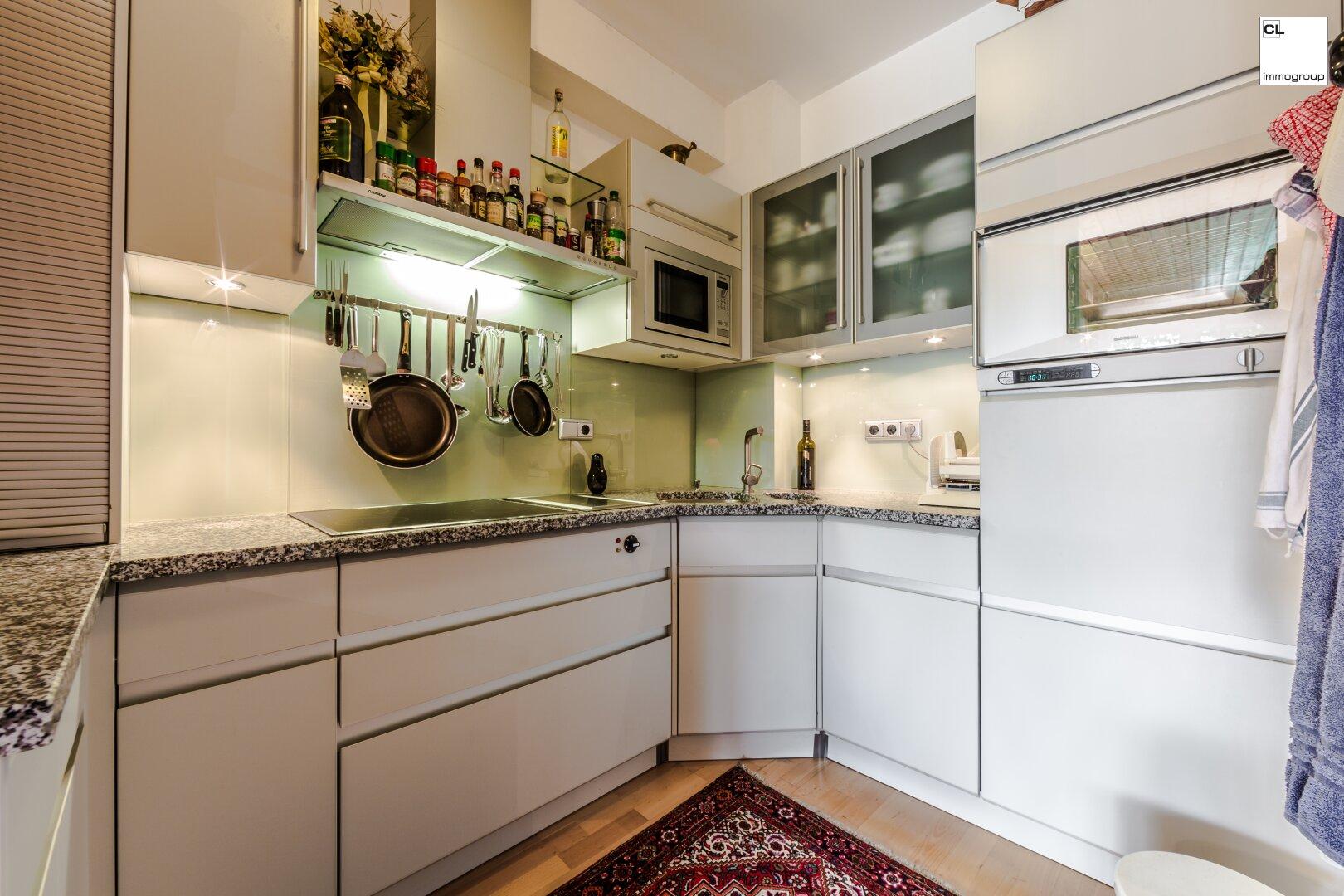 Küche 3-Zimmer Wohnung in Mondsee
