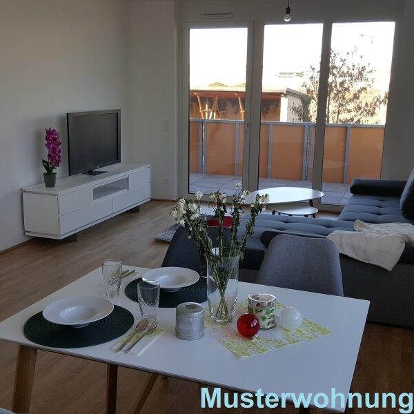 Top 24 - Drei-Zimmer-Wohnung mit großem Balkon. Zum Sonne tanken /  / 2700Wiener Neustadt / Bild 3