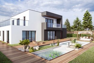 Stilvolles Einfamilienhaus in Pressbaum absolute Ruhelage inkl. Grundstück