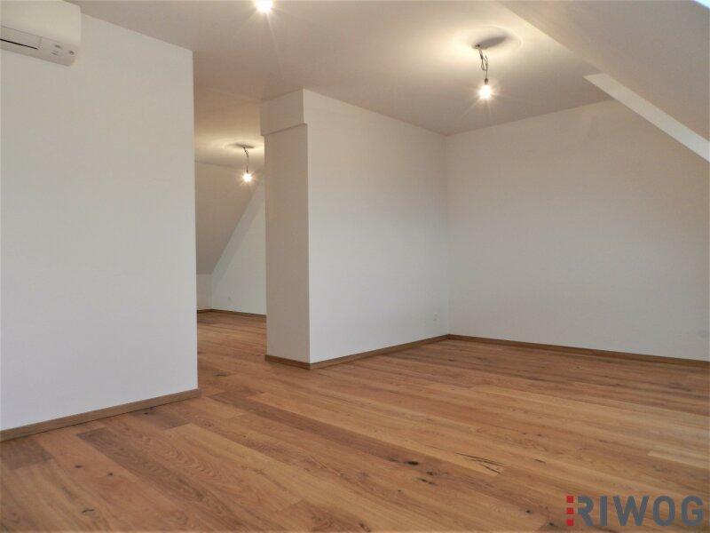 Bis zum Steffl und retour | 3-Zimmer Dachgeschosswohnung auf zwei Ebenen | exklusiver ERSTBEZUG /  / 1050Wien / Bild 2