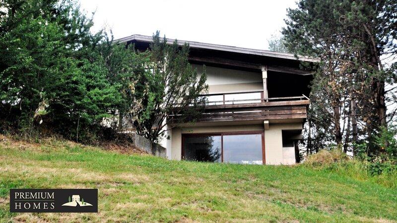 BREITENBACH am Inn - Alte Villa auf riesigem Grundstück zur Sanierung_Haus-Ansicht Richtung Südwesten