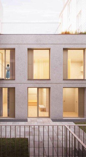Wilhelmine-Living - provisionsfrei - Atelier/Praxis im Herzen Ottakrings