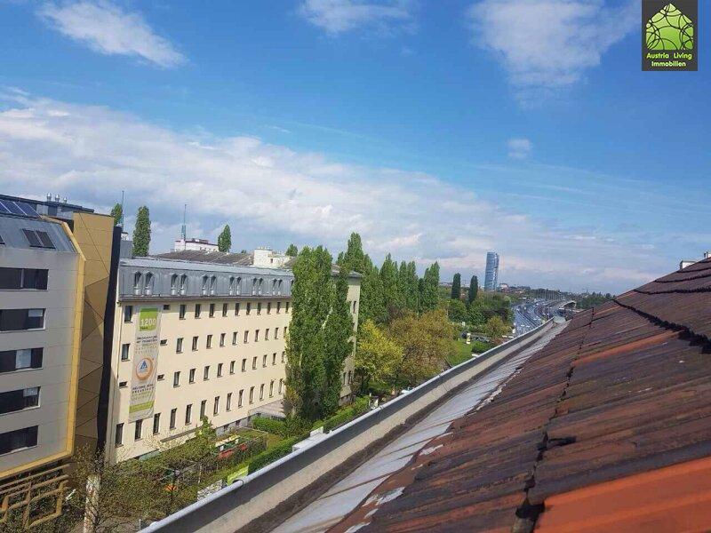 Rohdachboden nahe Donauinsel mit Baubewilligung /  / 1200Wien / Bild 0