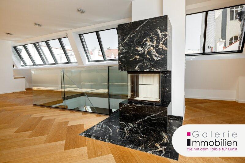 Erstbezug - Fernolendthaus - Luxusmaisonette mit großen Terrassen Objekt_34672