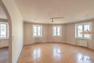 adaptierungsbedürftige, großzügige 2,5 Zimmer Wohnung in der Hohlweggasse 37 - ab sofort!