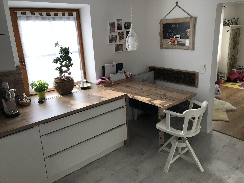 Essecke Küche, Einfamilienhaus Fieberbrunn